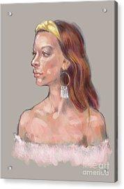 Amiel Acrylic Print
