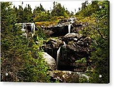 Ammonoosuc Falls Acrylic Print