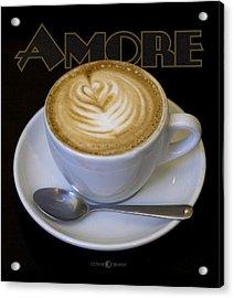 Amore Poster Acrylic Print