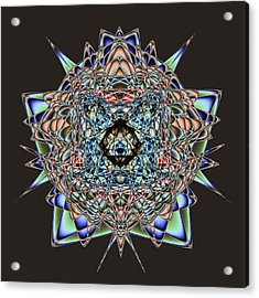 Amphlegman Acrylic Print