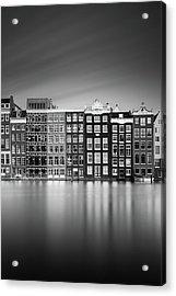 Amsterdam, Damrak I Acrylic Print