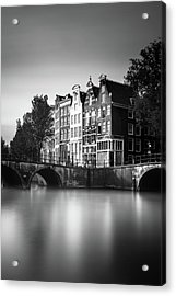 Amsterdam, Keizersgracht Acrylic Print