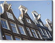 Acrylic Print featuring the photograph Amsterdam by Wilko Van de Kamp