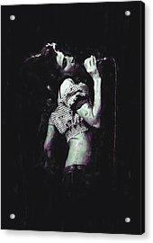 Amy Winehouse Digital Painting 01 Acrylic Print