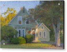 Amy's House Acrylic Print