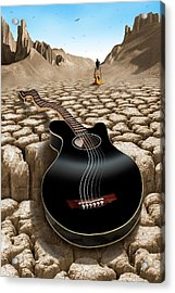 An Acoustic Nightmare 2 Acrylic Print by Mike McGlothlen