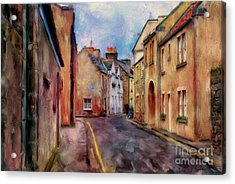 An Afternoon In St Andrews Acrylic Print