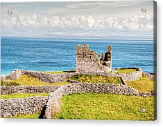 An Ancient Irish Castle Acrylic Print