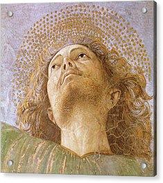 An Apostle Acrylic Print by Melozzo da Forli