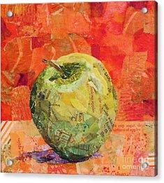 An Apple For Granny Acrylic Print