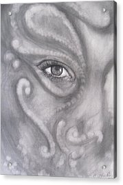 An Eye On You Acrylic Print