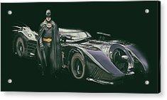 An Iconic Car Acrylic Print