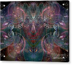 Infinite Correlation Acrylic Print