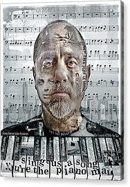 An Innocent Man Acrylic Print