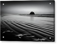 Acrylic Print featuring the photograph An Oregon Morning by Jon Glaser