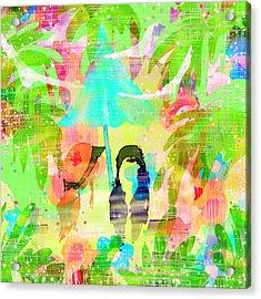 An Unexpected Enchantment Acrylic Print by Rachel Christine Nowicki