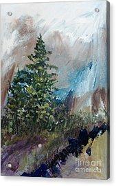An Yosemite Afternoon Acrylic Print