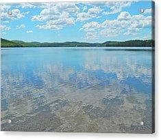 Anasagunticook Lake, Canton, Me, Usa 10 Acrylic Print by George Ramos