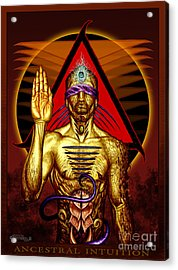 Ancestral Intuition Acrylic Print