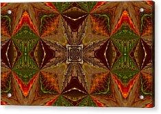 Ancient Emblem - Design Acrylic Print