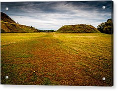Ancient Indian Burial Ground  Acrylic Print