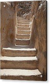 Ancient Stairs Acrylic Print by Yoel Koskas