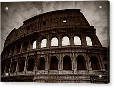 Ancient Times Acrylic Print