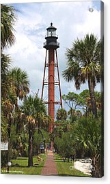 Anclote Key Lighthouse Acrylic Print