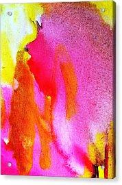 And Dont Come Back No More No More Acrylic Print by Bruce Combs - REACH BEYOND