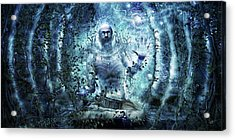 And The Promise Of The Truth Acrylic Print