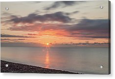 And Then The Sun... Acrylic Print