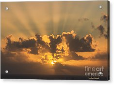And Then There Was Day Five Acrylic Print
