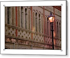 And There Was Light Acrylic Print by Jez C Self