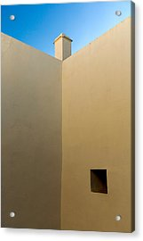Andalucian Detail Acrylic Print by Neil Buchan-Grant