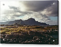 Andenes Acrylic Print by Gregory Barger