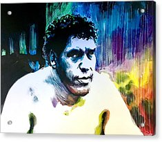 Andre The Giant Acrylic Print