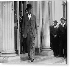 Andrew J. Volstead 1860�1947 Is Known Acrylic Print by Everett