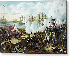Andrew Jackson -- Battle Of New Orleans Acrylic Print by War Is Hell Store