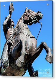 Andrew Jackson - New Orleans Acrylic Print
