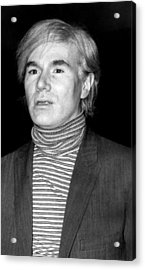 Andy Warhol, 1928-1987, American Acrylic Print by Everett