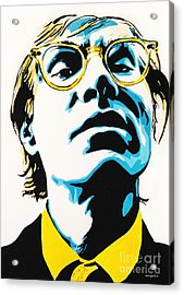 Andy Warhol Part Two. Acrylic Print