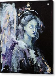 Angel 2 Acrylic Print by Dorina Costras
