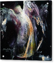 Angel 5 Acrylic Print by Dorina Costras