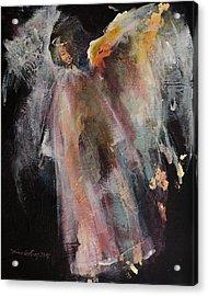 Angel 6 Acrylic Print by Dorina Costras