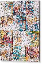 Angel Dreamweaver Acrylic Print
