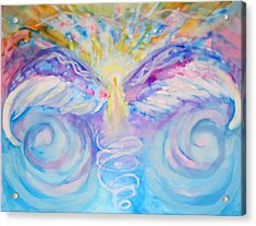 Angel Of Change Acrylic Print