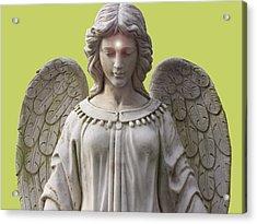 Angel Of Devotion No. 01 Acrylic Print