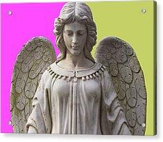 Angel Of Devotion No. 03 Acrylic Print