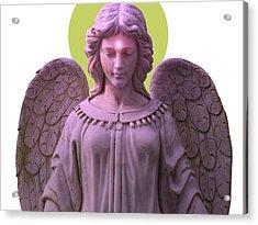 Angel Of Devotion No. 08 Acrylic Print