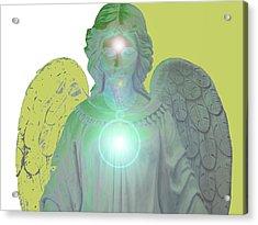 Angel Of Devotion No. 10 Acrylic Print